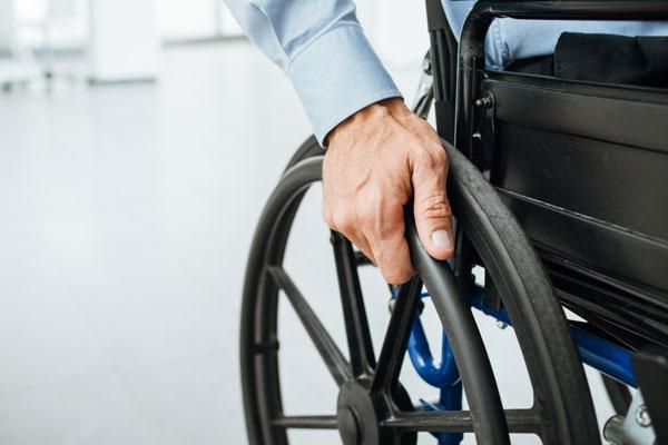 silla de ruedas movilidad alicante